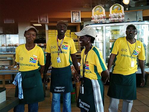 Fournos Bakery, Fourways, Johannesburg - Zomato SA