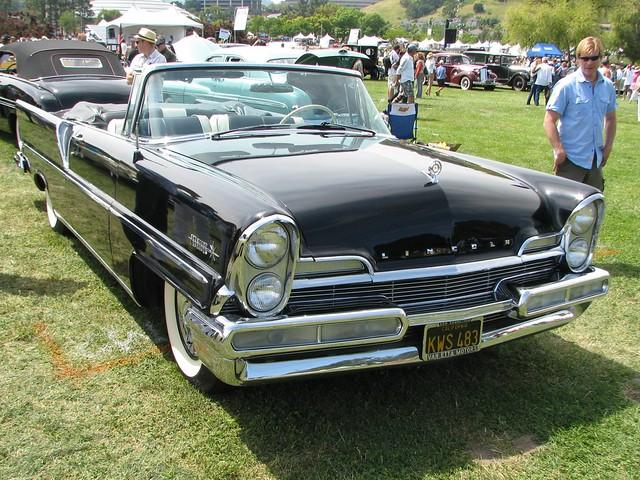 1957 lincoln premier convertible 39 kws 483 39 3 flickr. Black Bedroom Furniture Sets. Home Design Ideas