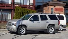 chevrolet, automobile, sport utility vehicle, vehicle, chevrolet tahoe, chevrolet suburban, land vehicle, luxury vehicle,