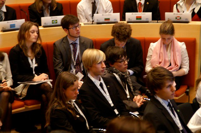 2010 Global Classrooms: Berlin Model UN Conference (BERMUN 2)