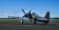 Canadian Sea Fury