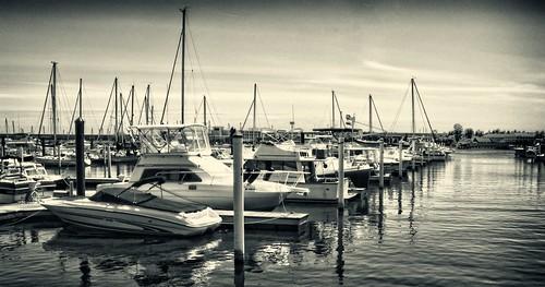 water marina boats northcarolina newbern silverefexprofocus