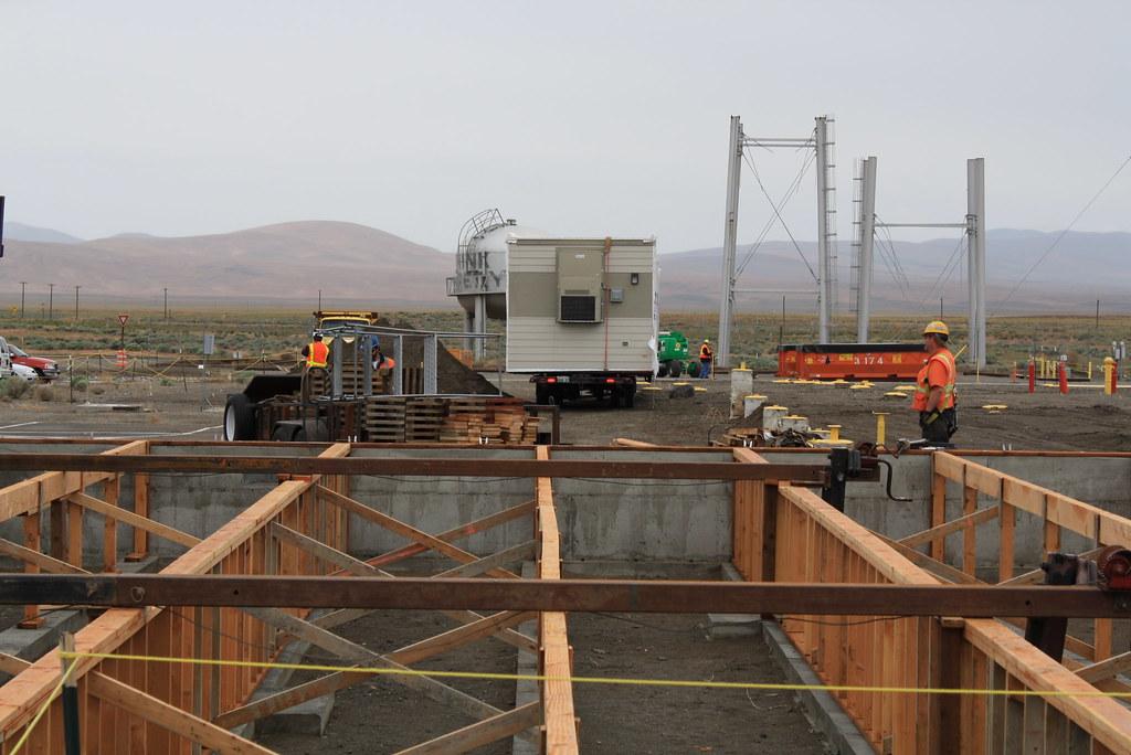 222-S green modular install