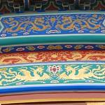 Ceiling at Summer Palace by VB