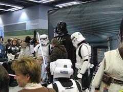 Darth Vader & Stormtroopers