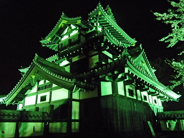 Takada Castle (高田)