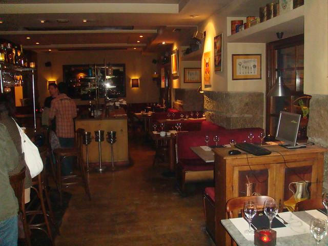 Restaurante Cafe Oliver - Madrid