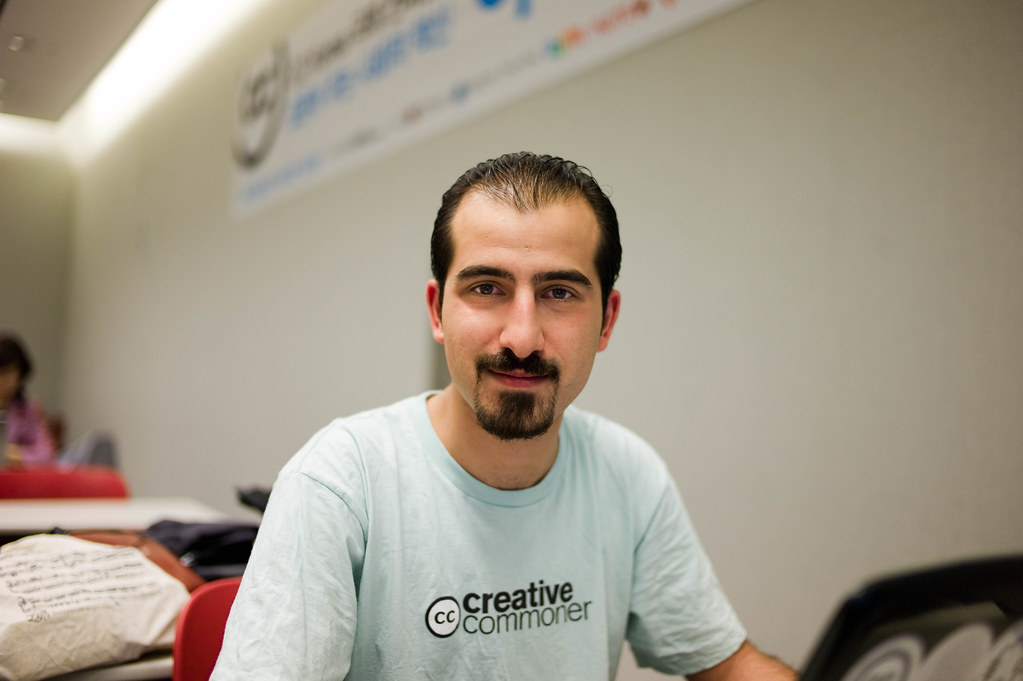 I support the immediate release of detained software engineer and web pioneer, Bassel Khartabil (Bassel Safadi) from detainment in Syria. (http://freebassel.org)