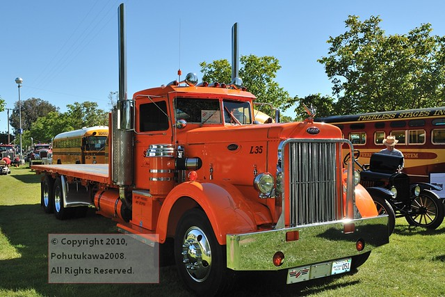 1956 Peterbilt for Sale http://www.flickr.com/photos/31486821@N02/galleries/72157624358335455/