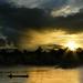 Atmospheric sundog phenomenon by B℮n