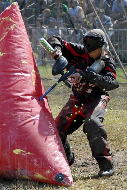 how to play speedball paintball