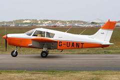 G-UANT - 1973 build Piper PA-28-140 Cherokee