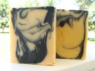 Rosemary Bergamot Soap
