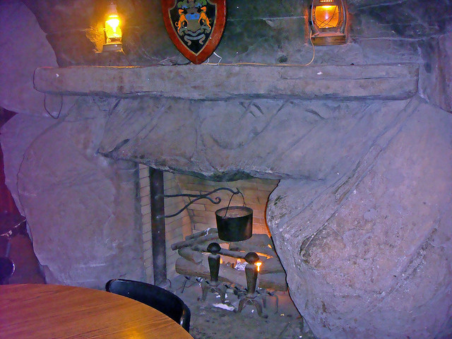 19i Clifton's Brookdale - NRHP-79000484 - Dining Room (E) | Flickr ...