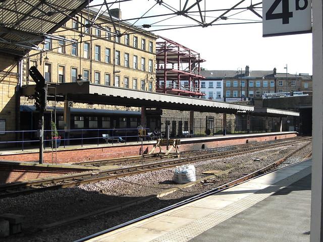 Huddersfield Railway Station - Platform 2