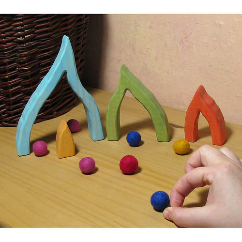RAINBOW - traditional waldorf toy