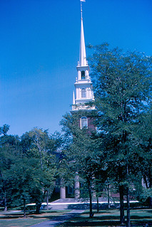 Harvard University - Memorial Church