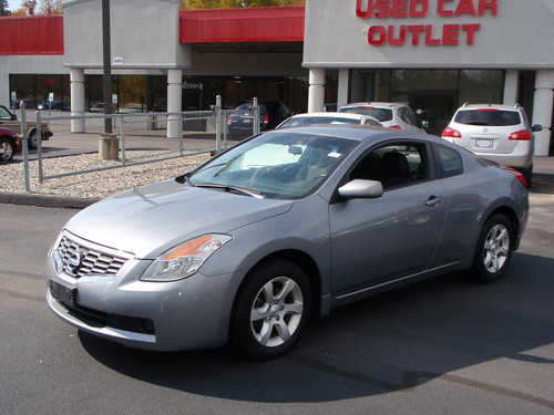 Used Nissan Altima Coupe