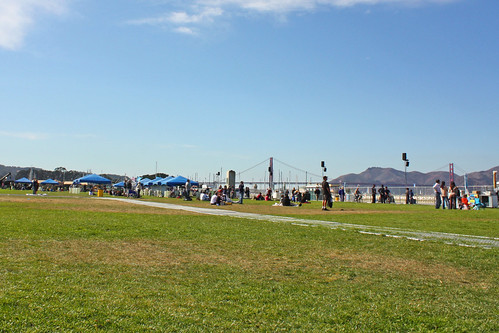 Marina Green, San Francisco