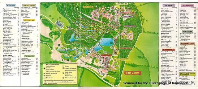 1990 地图