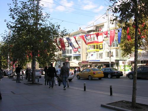 Bağdad caddesi