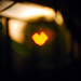 Day 357: Lighted heart