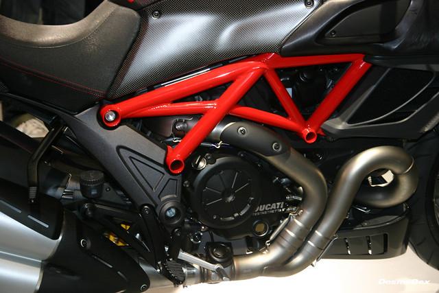 Ducati Diavel Tvc