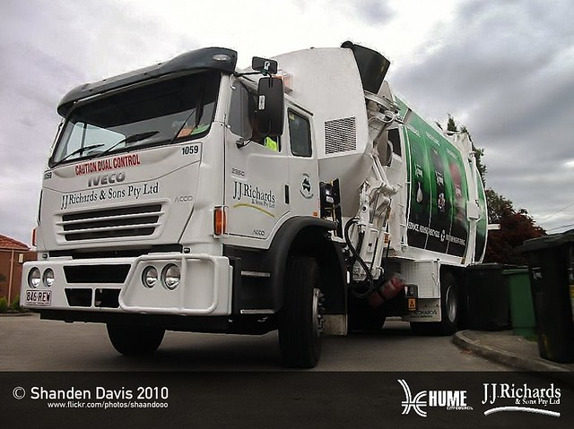 *NEW* Hume Recycling, JJRE 40m. : Flickr - Photo Sharing!