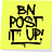 the BN Post it up! group icon