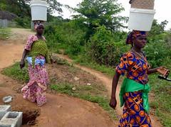 Fulani women, Ushafa Village, Abuja, Nigeria, #JujuFilms