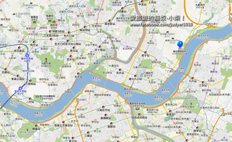 高句麗鐵匠村地圖1