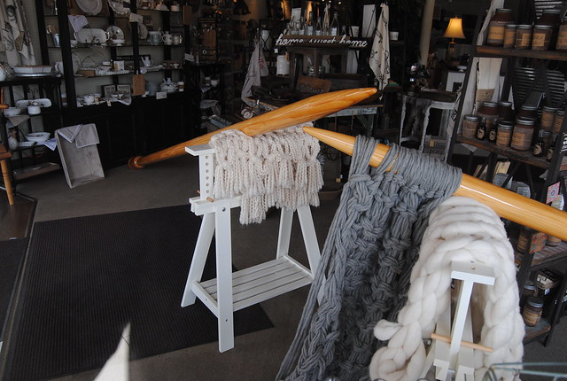 World's Largest Knitting Needles, Casey, IL