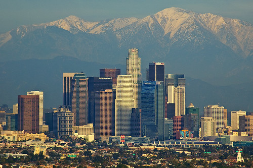 Los Angeles Janitorial Skyline