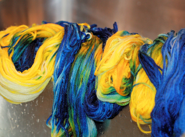 Blueberry Hill Dye