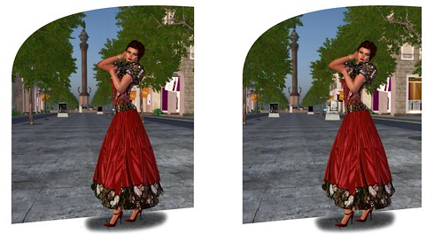 Fashion - Leyda Style December 2009 gift, X3D