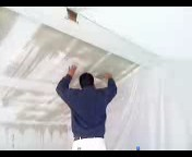 Scraping ceilings