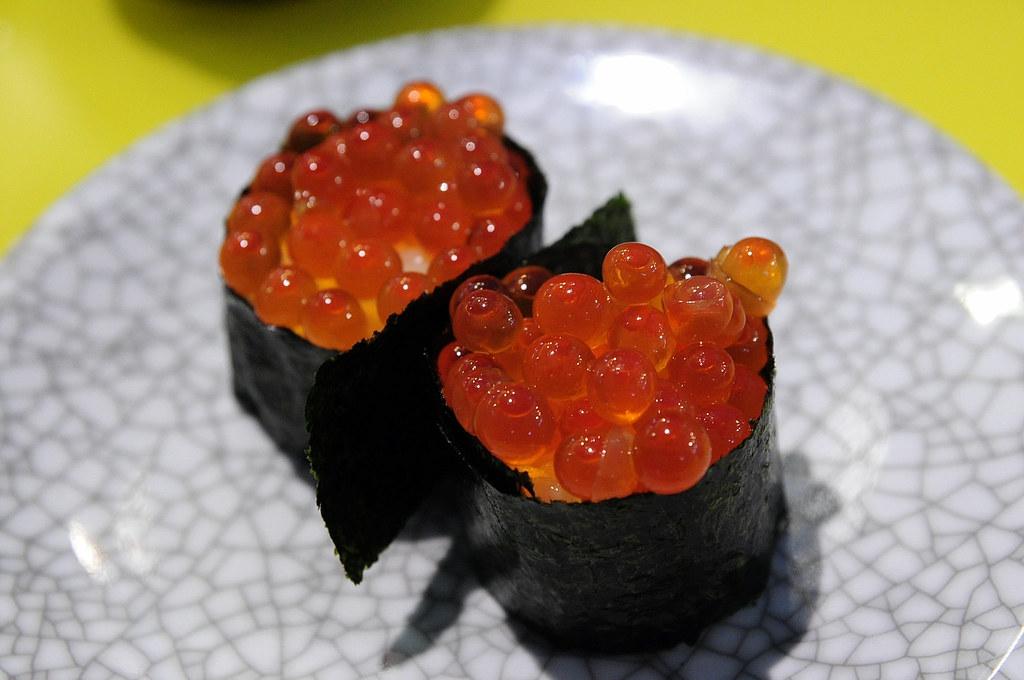 小高玉-鮭魚子