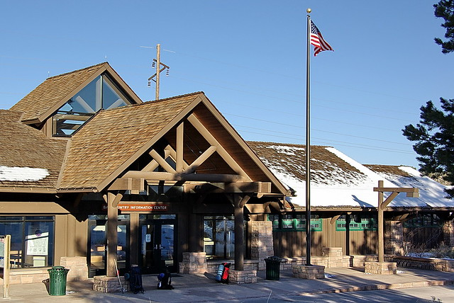 Backcountry Information Center - Grand Canyon National Park