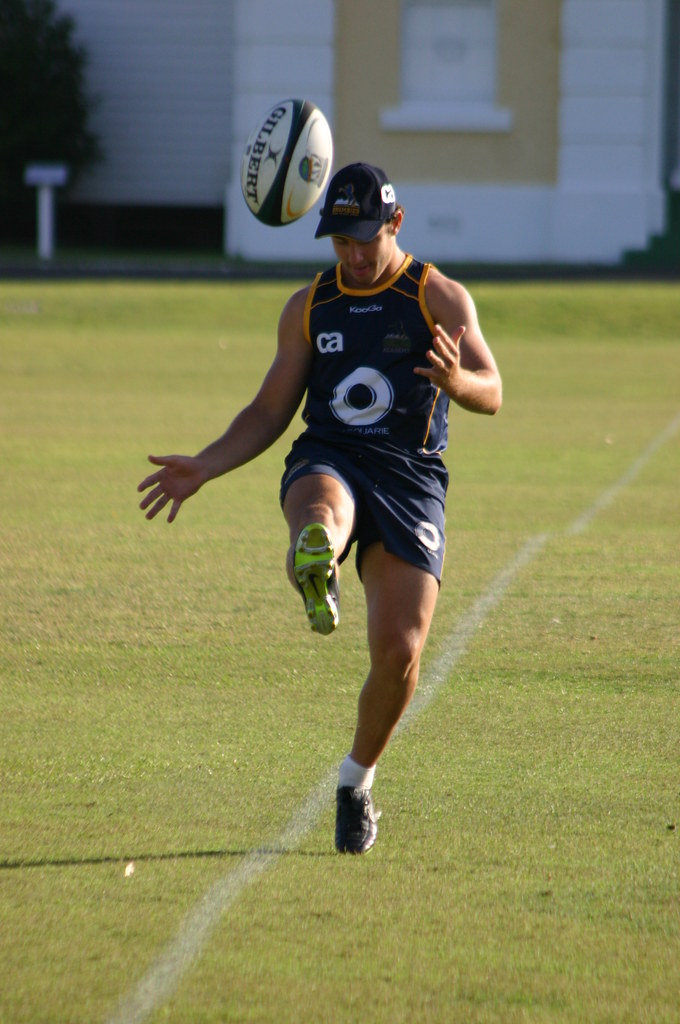 CA Brumbies Jervis Bay Training Camp