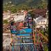 View from ferris wheel over Panajachel, Guatemala (2)