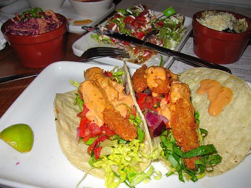 Eat my gunk wahaca fish tacos for California fish tacos