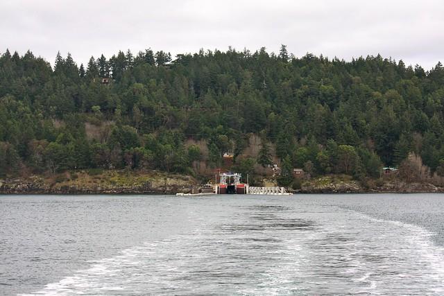 Pender Island Otter Bay Road