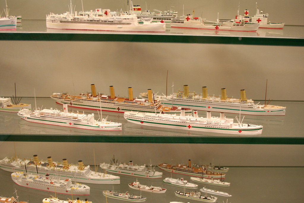 Ship Models by Andrey Belenko, on Flickr