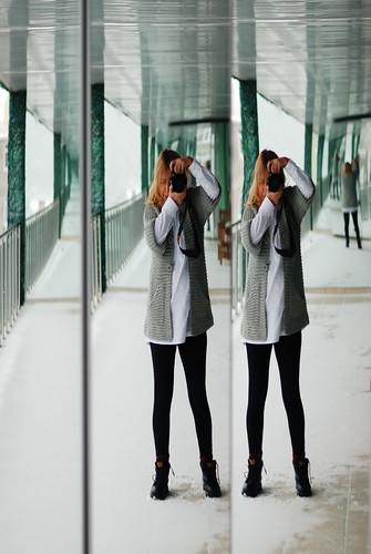 Mirrors by E.L.A