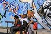 Afrika Schwarzes Medien Treffen AFROTAK cyberNomads TV Adetoun & Michael Kueppers Adebisi meets Kevins Digital Media Kevin John Uguru Afrikanische Diaspora Deutschland Nigeria Jamaika