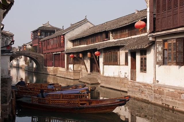 Canal in Zhouzhuang