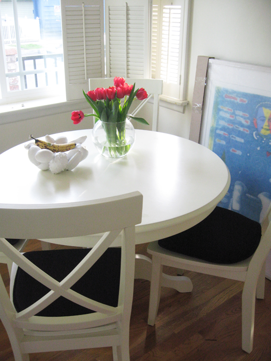 white kitchen table and chairs kitchen wallpaper