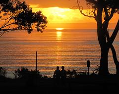 Sunrise, Jervis Bay