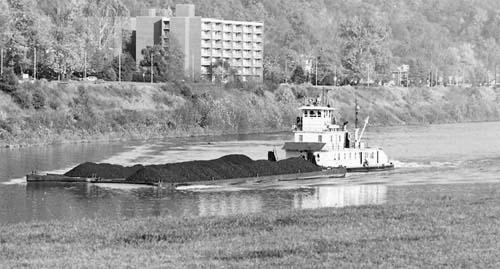coalbarge