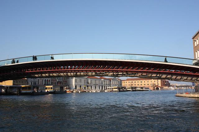 calatrava bridge venice photos - photo#8